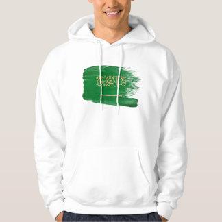 Saudi Arabia Flag Hoodie