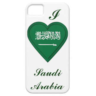 Saudi Arabia flag iPhone SE/5/5s Case