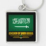 Saudi Arabia Flag Key Chains
