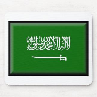 Saudi Arabia Flag Mouse Pad