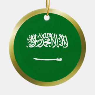 Saudi Arabia Flag Ornament