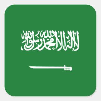 Saudi Arabia Flag Sticker