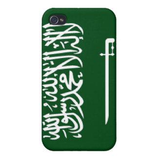 Saudi Arabia iPhone 4/4S Cover
