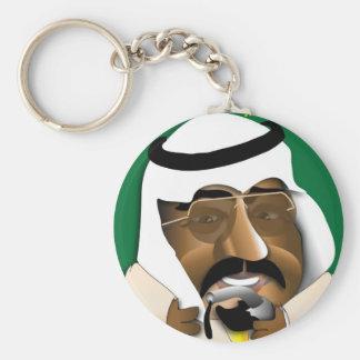 Saudi Arabia Key Chain