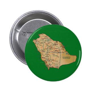 Saudi Arabia Map Button