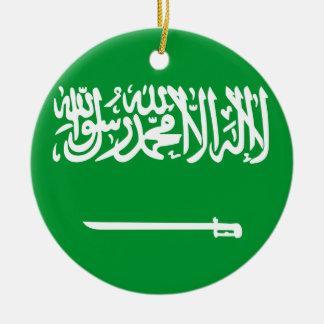 Saudi Arabia Christmas Ornament