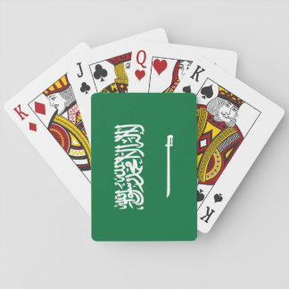 Saudi Arabia Playing Cards