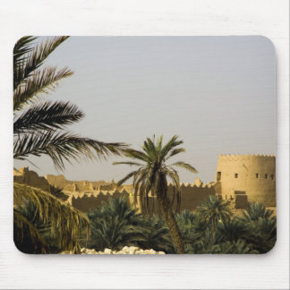 Saudi Arabia, Riyad, Al-Diriya old town of Saud Mouse Pad