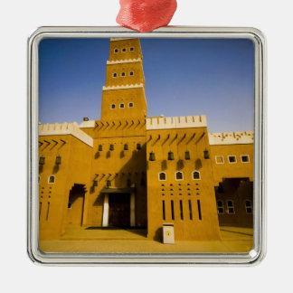 Saudi Arabia, Riyad, Mosque of Al Diriya Metal Ornament