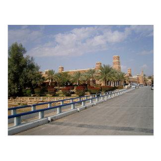 Saudi Arabia - Riyadh - One The Road