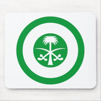 Saudi Arabia Roundel Mouse Pad