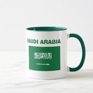 Saudi Arabia* SA Flag MugThis Mug
