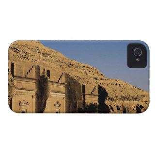 Saudi Arabia, site of Madain Saleh, ancient 2 Blackberry Bold Cover