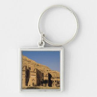 Saudi Arabia, site of Madain Saleh, ancient 2 Keychain