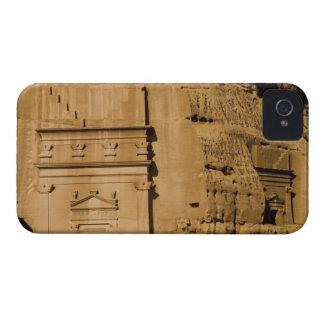 Saudi Arabia, site of Madain Saleh, ancient 3 iPhone 4 Cover