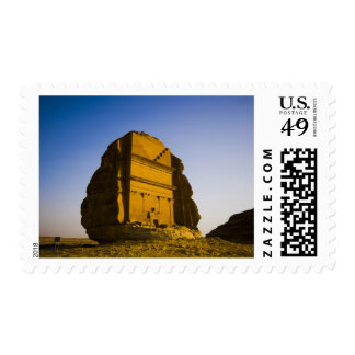 Saudi Arabia, site of Madain Saleh, ancient 4 Postage