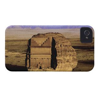 Saudi Arabia, site of Madain Saleh, ancient Blackberry Bold Cover