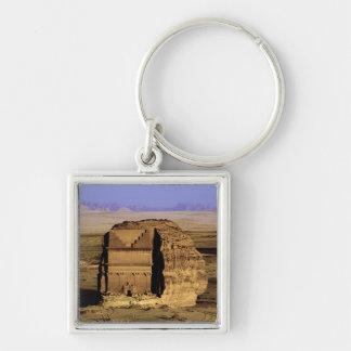 Saudi Arabia, site of Madain Saleh, ancient Keychain