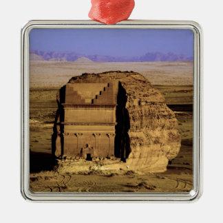 Saudi Arabia, site of Madain Saleh, ancient Metal Ornament
