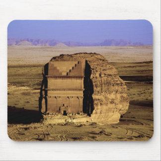 Saudi Arabia, site of Madain Saleh, ancient Mouse Pad