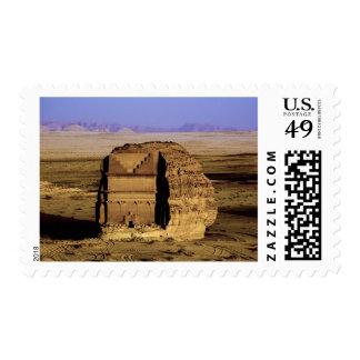Saudi Arabia, site of Madain Saleh, ancient Postage Stamp