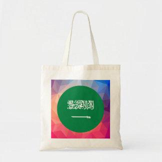 Saudi Arabia Souvenir Tote Bag