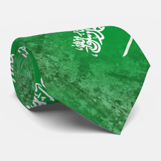 Saudi Arabia Tie