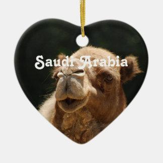 Saudi Arabian Camel Christmas Ornaments