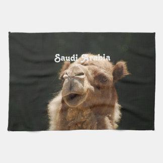 Saudi Arabian Camel Hand Towels