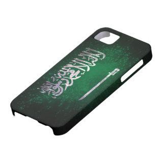 Saudi Arabian Flag iPhone SE/5/5s Case