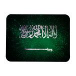 Saudi Arabian Flag Rectangular Magnets