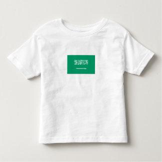 Saudi Arabian Flag Toddler T-shirt
