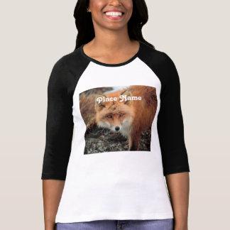 Saudi Arabian Fox Tshirts