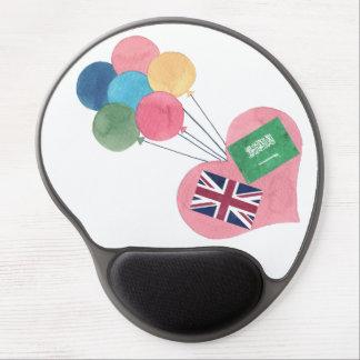 saudi-british gel mousepad