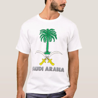 Saudi Emblem T-Shirt