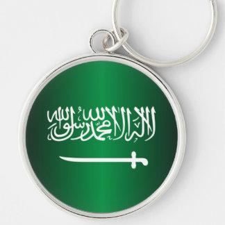 Saudi Flag Keychains