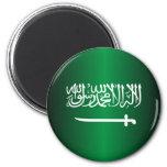 Saudi Flag Magnets