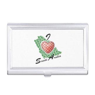 Saudi National Day Business Card Case