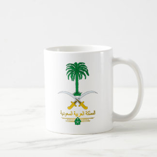 Saudi National Emblem Coffee Mug