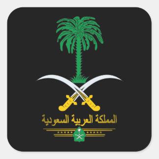 Saudi National Emblem Stickers
