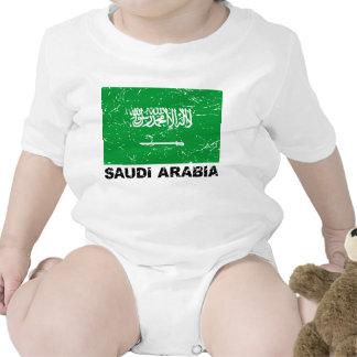 Saudia Arabia Vintage Flag Rompers