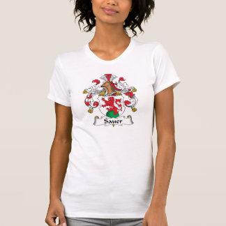 Sauer Family Crest Shirt