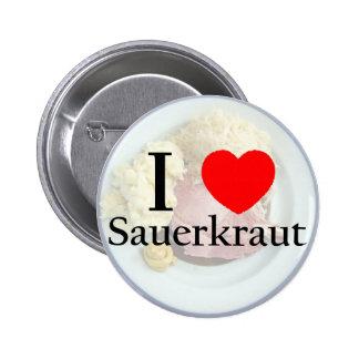 Sauerkraut button