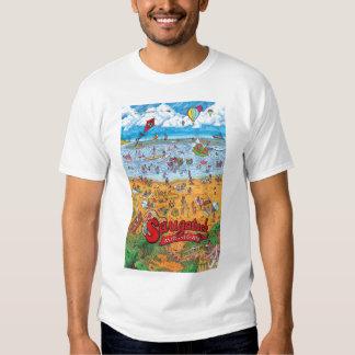 Saugatuck (Day) Men's T-Shirt