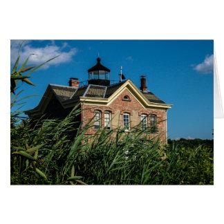 Saugerties Lighthouse Card