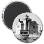 Saugerties Lighthouse Fridge Magnets