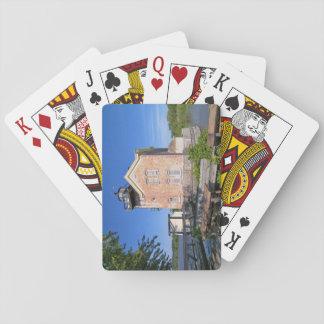 Saugerties Lighthouse, Hudson River New York Card Deck