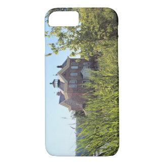 Saugerties Lighthouse, Hudson River New York iPhone 7 Case