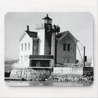Saugerties Lighthouse Mouse Pad