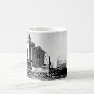 Saugerties Lighthouse Classic White Coffee Mug